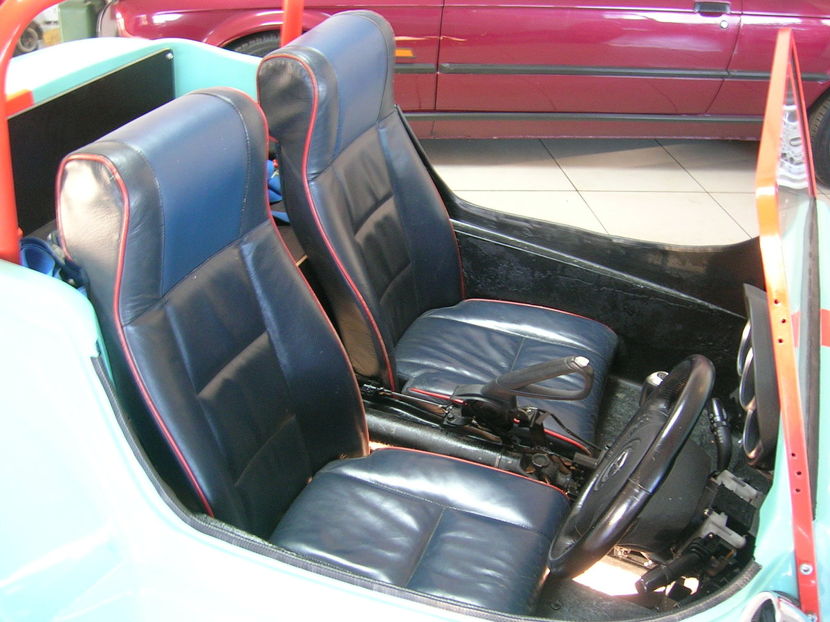 2004 Dutton Melos Kit Car Project RX8 Engine and Gearbox For Sale (picture 6 of 6)
