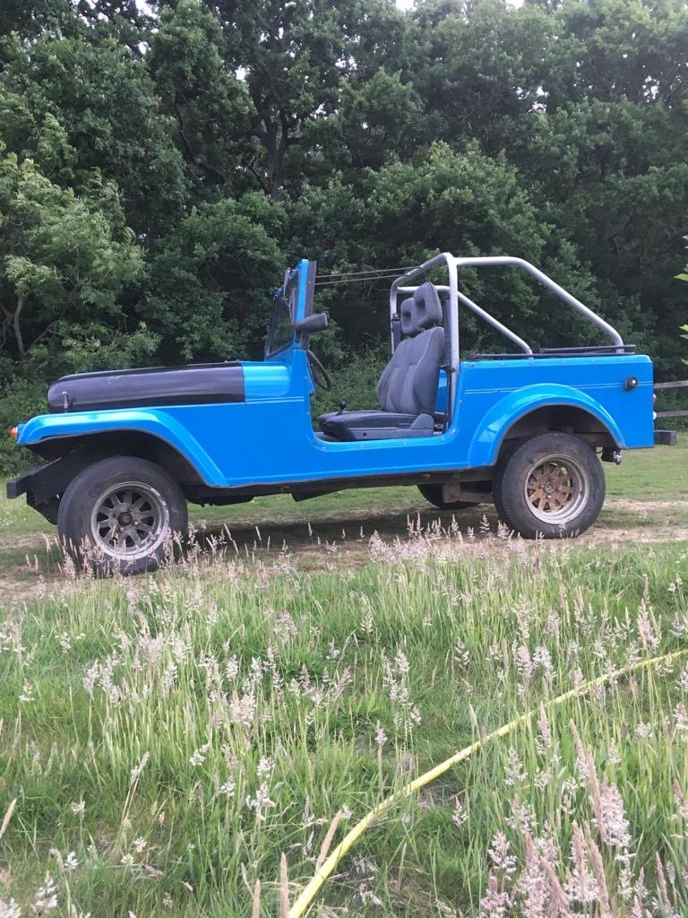 1968 Eagle jeep kit car 2.0 engine. Summer fun. For Sale (picture 2 of 6)