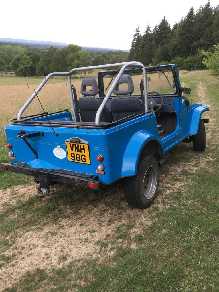 1968 Eagle jeep kit car 2.0 engine. Summer fun. For Sale (picture 4 of 6)