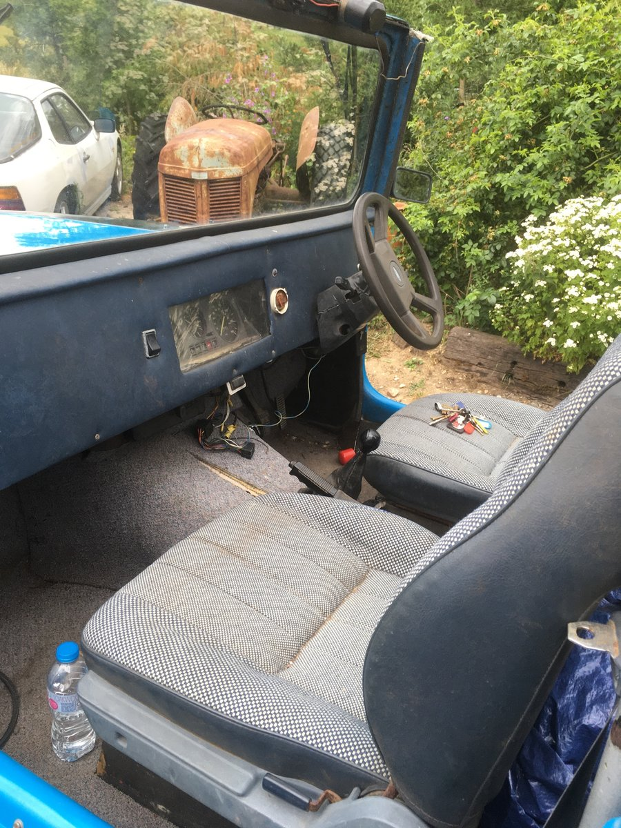 1968 Eagle jeep kit car 2.0 engine. Summer fun. For Sale (picture 5 of 6)