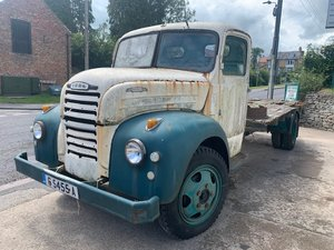 *REMAINS AVAILABLE - AUGUST AUCTION* 1954 Ebro Truck For Sale by Auction