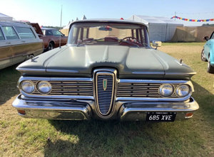 1959 American Classic Edsel Villager Station Wagon For Sale