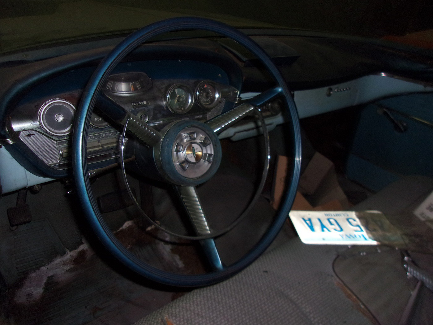 1958 Edsel Pacer 4dr Sedan For Sale (picture 4 of 6)