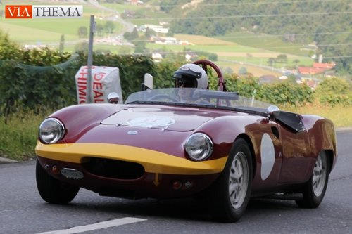 1959 Elva Courier Mk1 For Sale (picture 1 of 4)