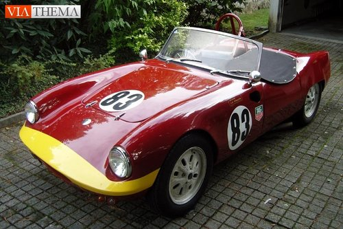 1959 Elva Courier Mk1 For Sale (picture 4 of 4)