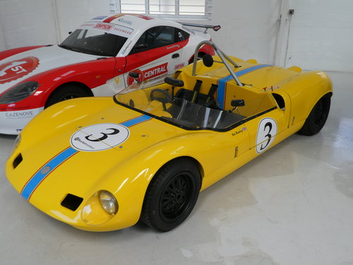 1963 Elva MK VII Sports-Racer	 For Sale (picture 3 of 6)