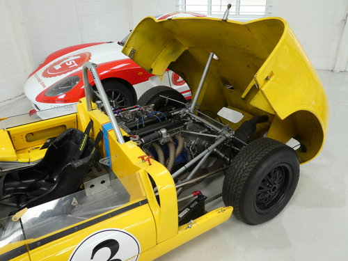 1963 Elva MK VII Sports-Racer	 For Sale (picture 4 of 6)