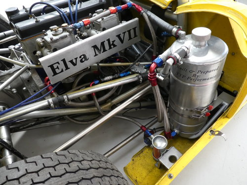 1963 Elva MK VII Sports-Racer	 For Sale (picture 5 of 6)