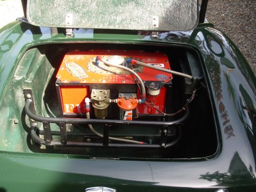 Elva Courier 1963 Mk3 - One of the Butch Gilbert's For Sale (picture 4 of 6)
