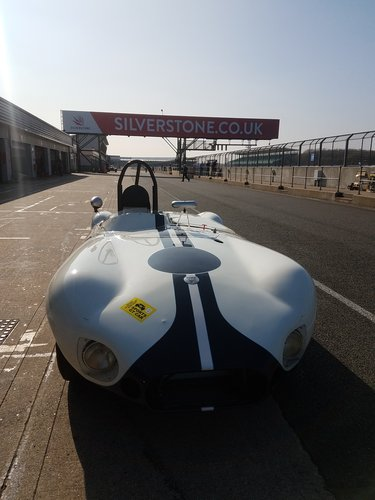 1957 ELVA MKIIB Alloy bodied - FIA Papered For Sale (picture 1 of 6)
