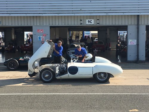 1957 ELVA MKIIB Alloy bodied - FIA Papered For Sale (picture 2 of 6)