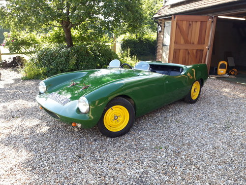 1960 Elva Courier MkII SOLD (picture 1 of 6)