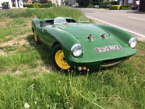 1960 Elva Courier MkII SOLD (picture 3 of 6)