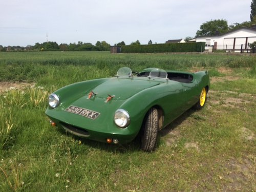 1960 Elva Courier MkII SOLD (picture 4 of 6)