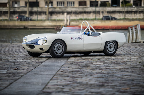 1961 ELVA COURIER SOLD (picture 3 of 6)