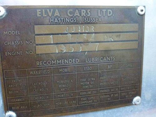 1959 Elva Formula Junior For Sale (picture 5 of 6)