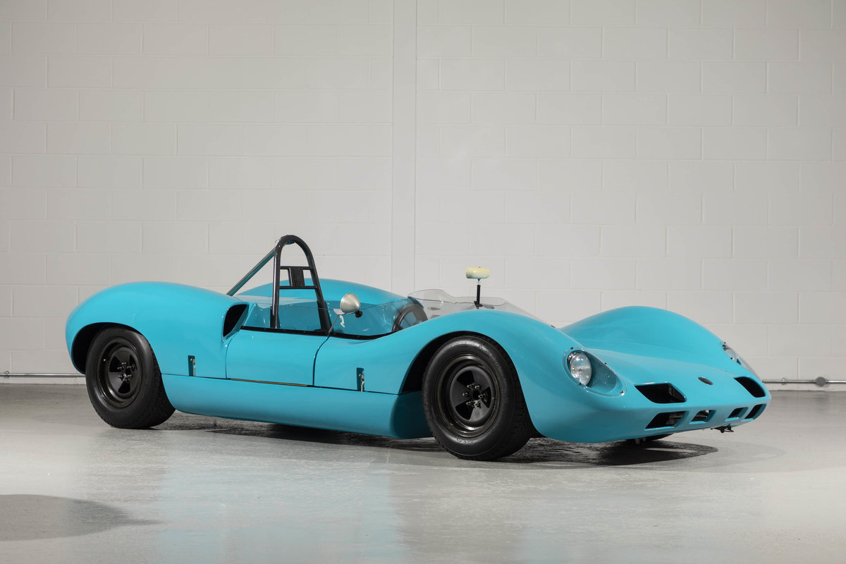 1964 Elva MK8 For Sale (picture 1 of 6)