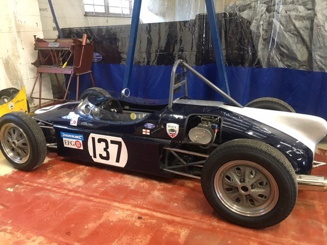 1960 ELVA Formula Junior 200 for racing or hill climbing For Sale (picture 1 of 6)