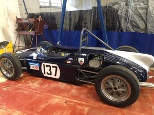 1960  ELVA Formula Junior 200 for racing or hill climbing