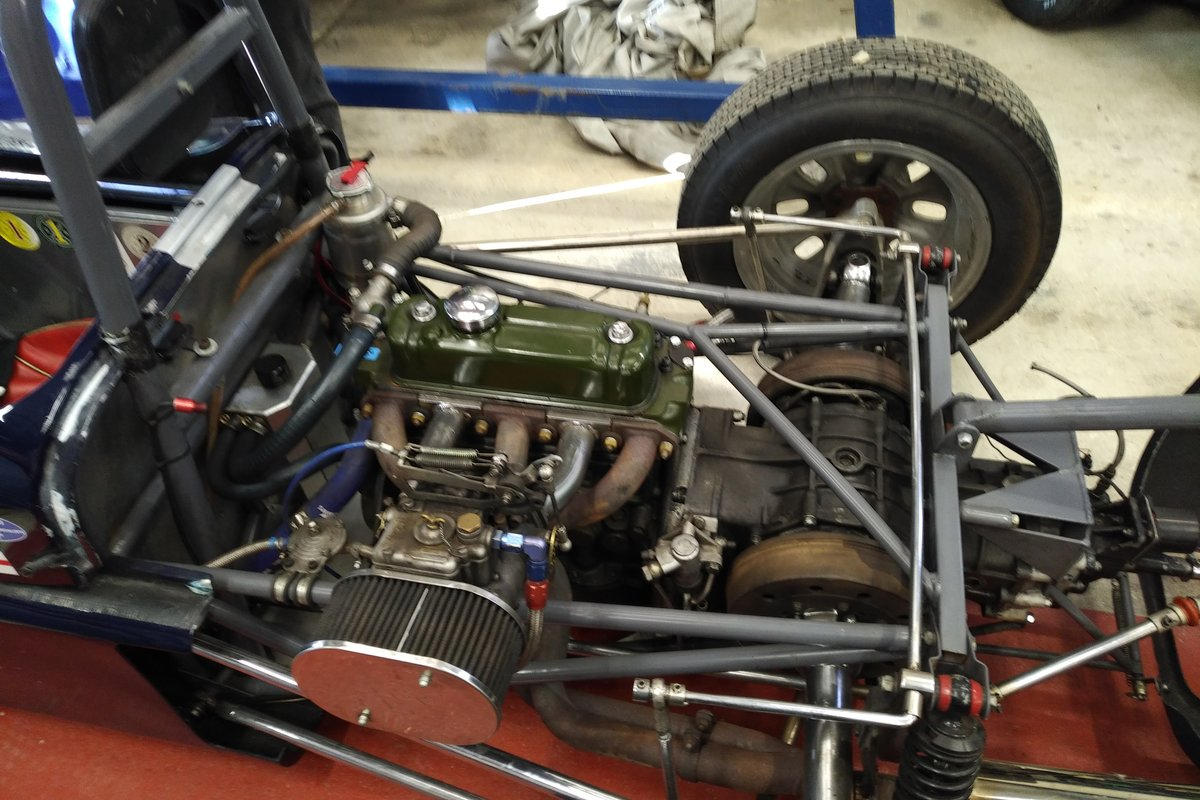 1960 ELVA Formula Junior 200 for racing or hill climbing For Sale (picture 2 of 6)