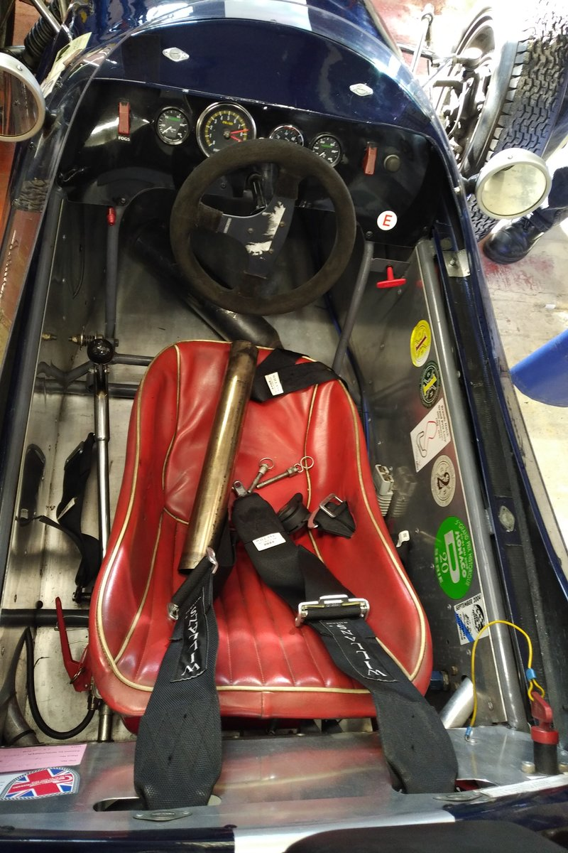 1960 ELVA Formula Junior 200 for racing or hill climbing For Sale (picture 3 of 6)
