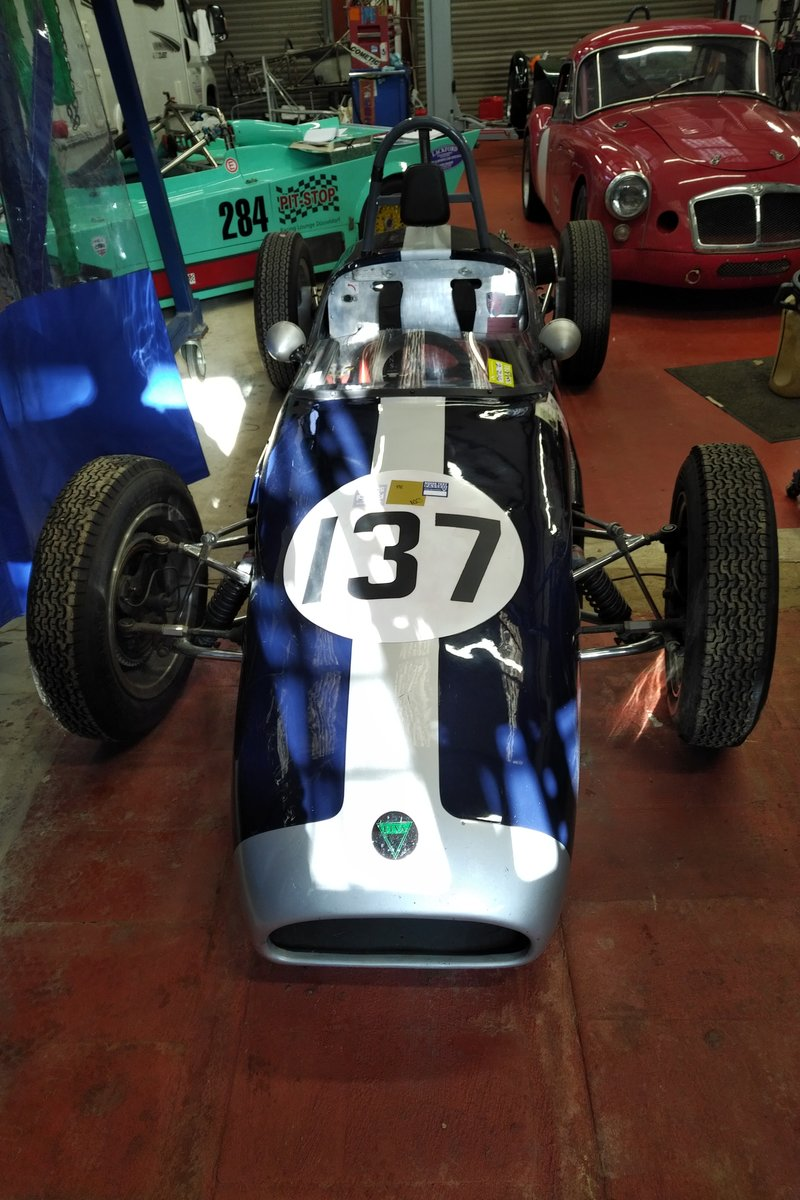 1960 ELVA Formula Junior 200 for racing or hill climbing For Sale (picture 4 of 6)