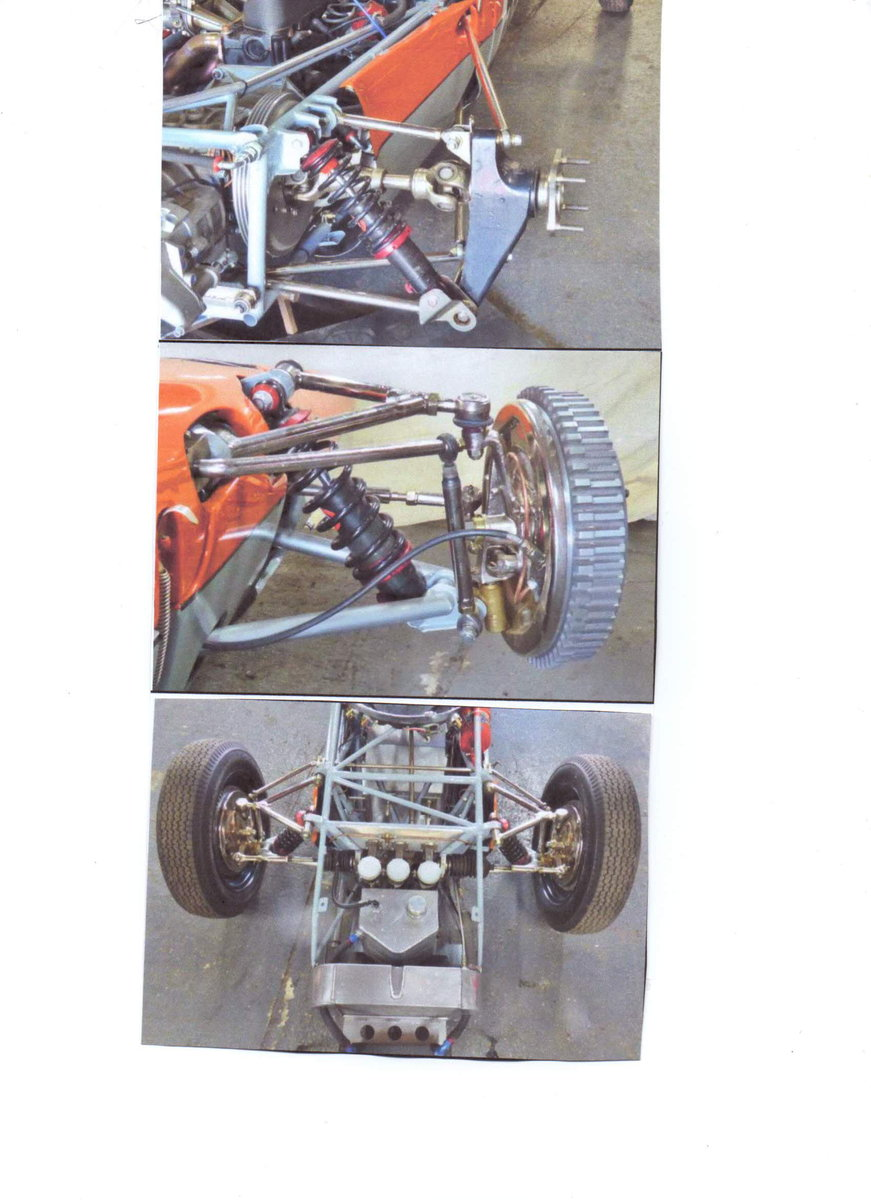 1961 Formula Junior  FJ/2D chassis no 300/005 For Sale (picture 3 of 6)