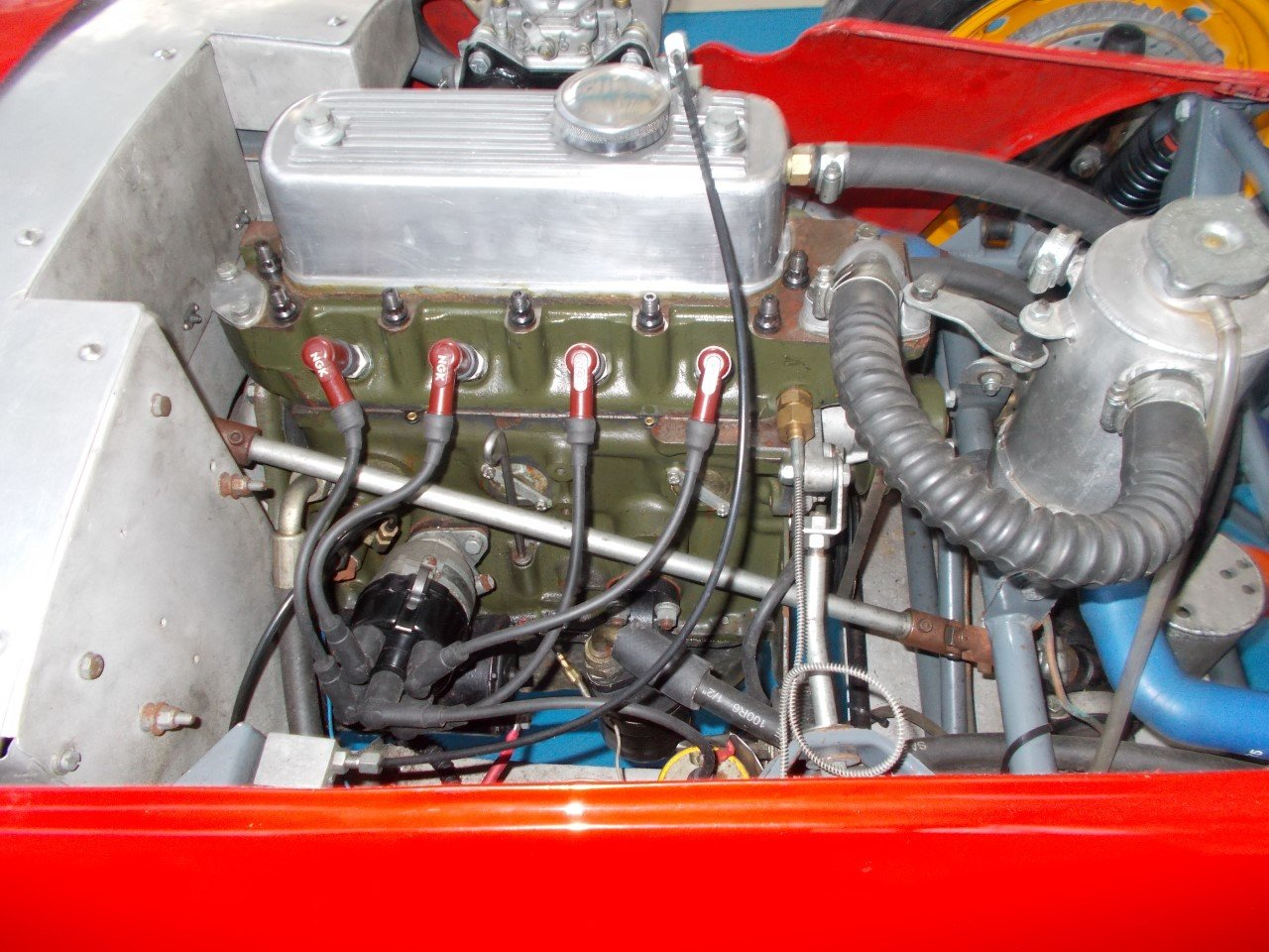 ELVA 100 FORMULA JUNIOR 1959 For Sale (picture 4 of 6)