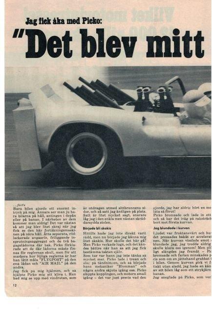 1965 Elva Mclaren Ex David Prophet For Sale (picture 2 of 4)