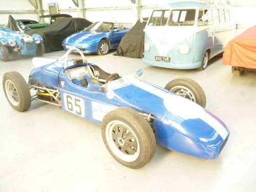 1960 ELVA 200 FORMULA JUNIOR For Sale (picture 1 of 6)