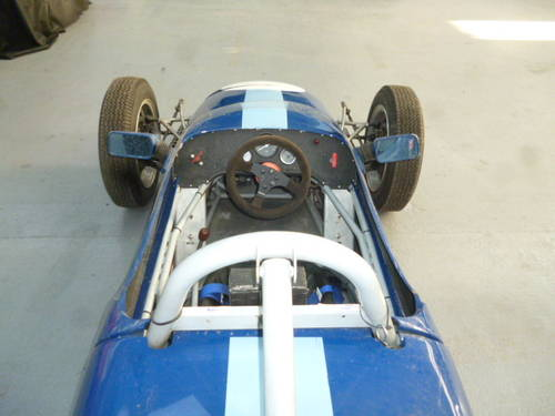 1960 ELVA 200 FORMULA JUNIOR For Sale (picture 4 of 6)