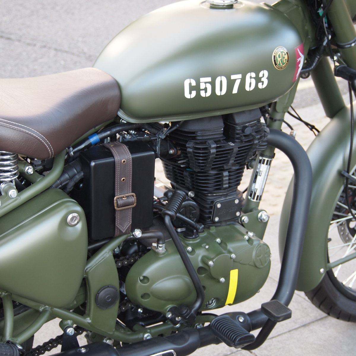 2018 Royal Enfield Pegasus. RESERVED FOR TREVOR. SOLD (picture 6 of 6)