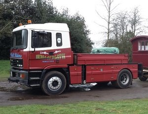 1996 ERF EC11 For Sale