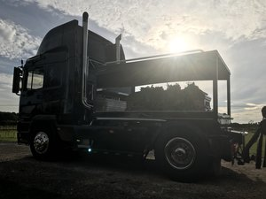 Picture of 1996 Truck hearse for funeral hire