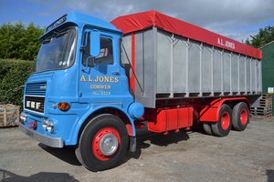 *REMAINS AVAILABLE* 1972 ERF LV 6x4