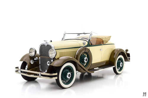 1931 Essex Super Six Boattail Speedabout SOLD (picture 1 of 6)