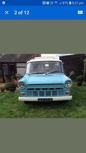 1968 FORD TRANSIT MK1 CAMPER wayfarer For Sale