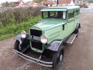 1930 ESSEX SUPER SIX, 2 OWNERS IN 89 YEARS. STUNING CAR For Sale