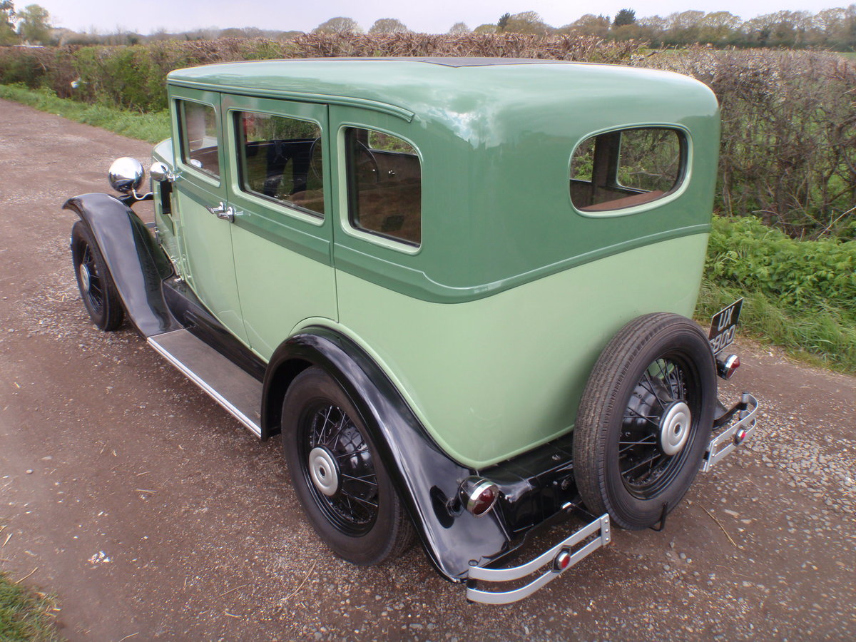 1930 ESSEX SUPER SIX, 2 OWNERS IN 89 YEARS. STUNING CAR For Sale (picture 3 of 6)