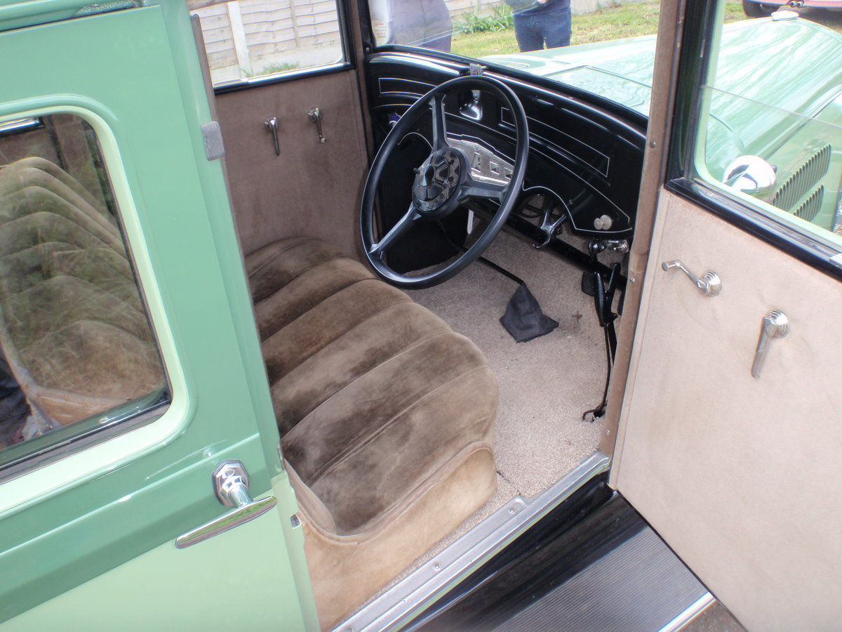 1930 ESSEX SUPER SIX, 2 OWNERS IN 89 YEARS. STUNING CAR For Sale (picture 4 of 6)