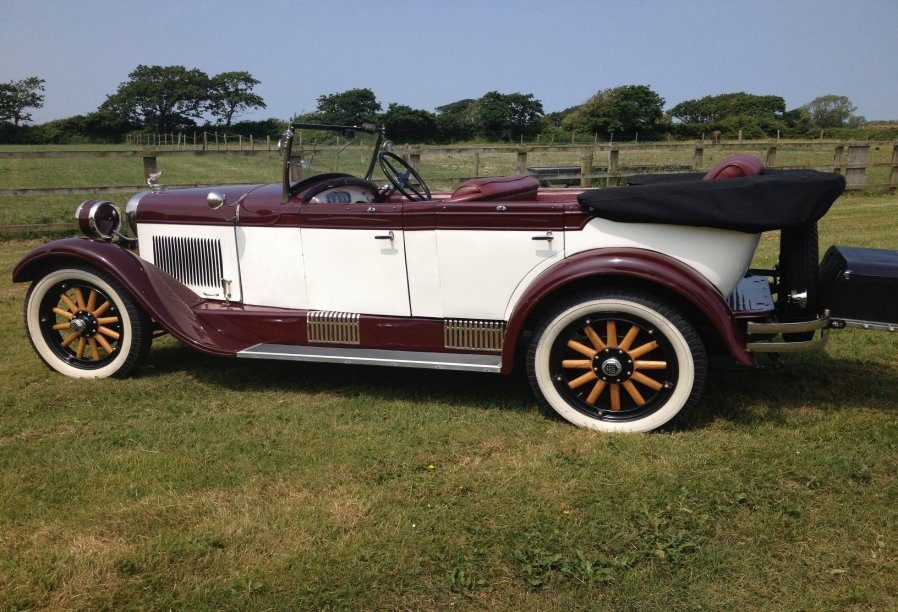 1928 Essex Super Six 5 seater phaeton For Sale (picture 6 of 6)