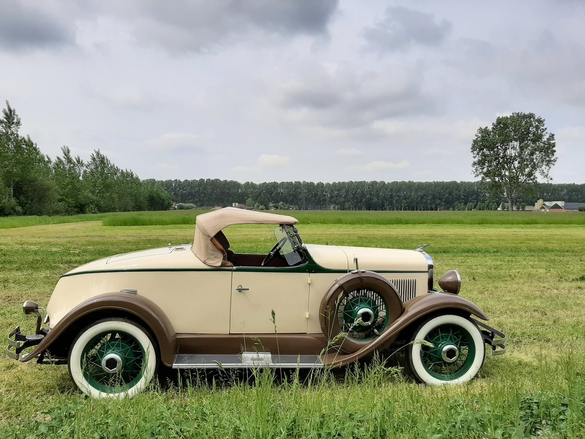 1931 Essex Super Six Sport Roadster For Sale (picture 3 of 6)