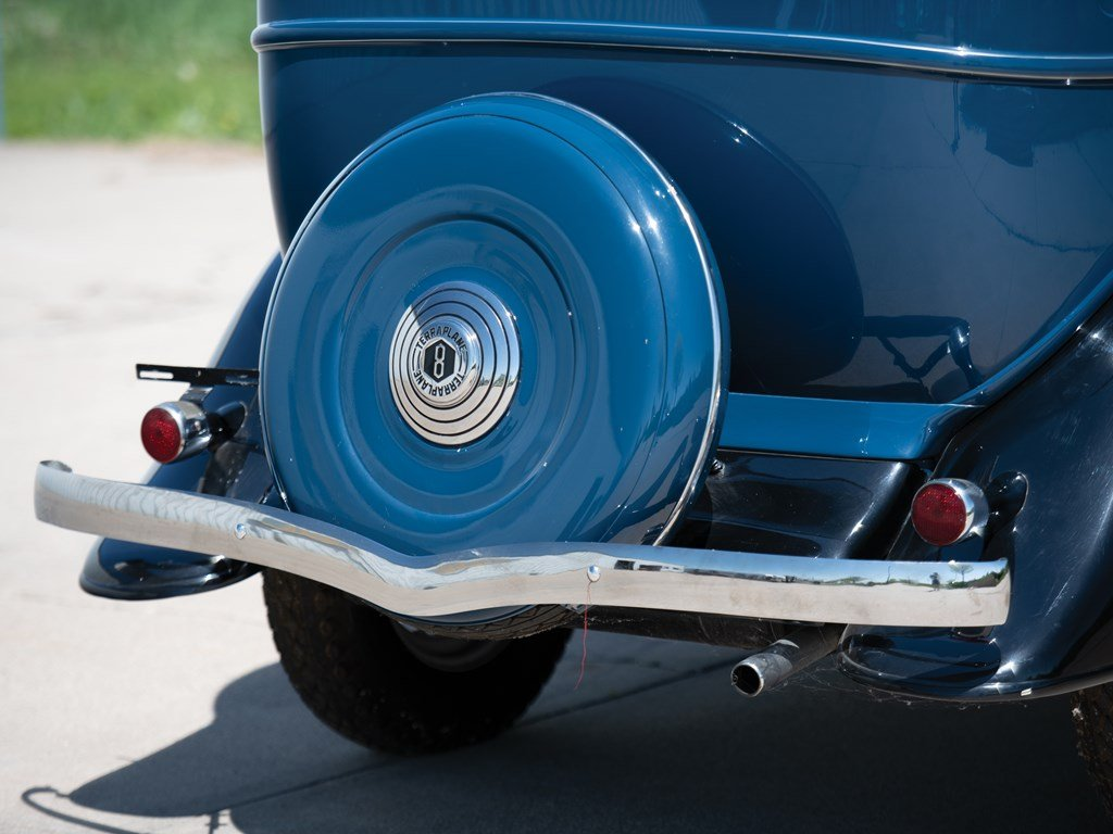 1933 Essex KT Sedan For Sale by Auction (picture 6 of 6)