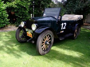 1919 Essex 6A Tourer For Sale by Auction