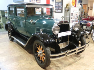 ESSEX CHALLENGER SUPER SIX - 1929 For Sale