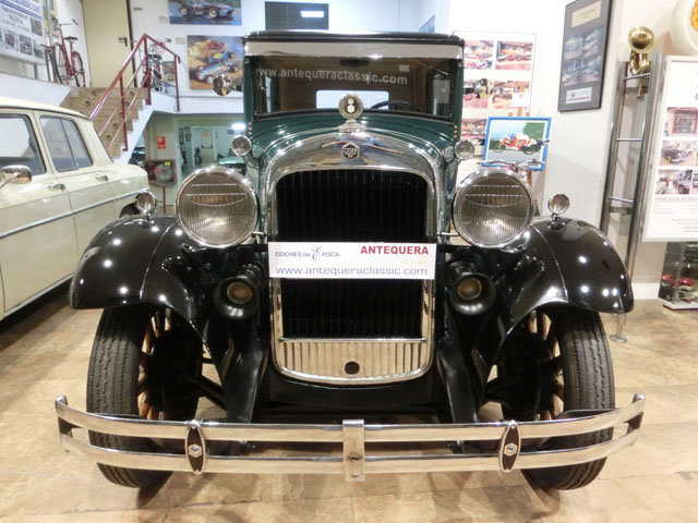 ESSEX CHALLENGER SUPER SIX - 1929 For Sale (picture 6 of 6)