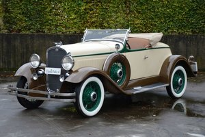 (1077) Essex Super Six - 1931 For Sale