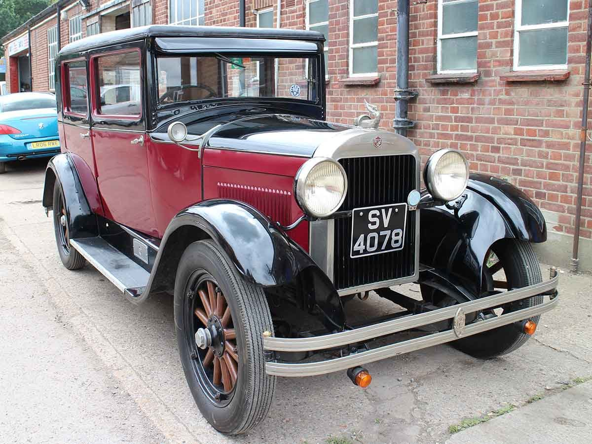 1928 Hudson Essex Super Six Right Hand Drive For Sale (picture 1 of 6)