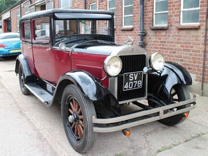 1928 Hudson Essex Super Six Right Hand Drive
