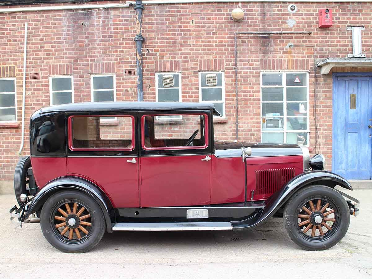 1928 Hudson Essex Super Six Right Hand Drive For Sale (picture 3 of 6)